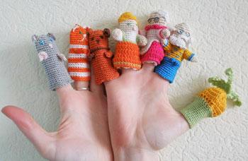Статья о развитии детей при помощи пальчиковых игр