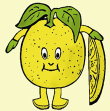 Сказка про Лимончика