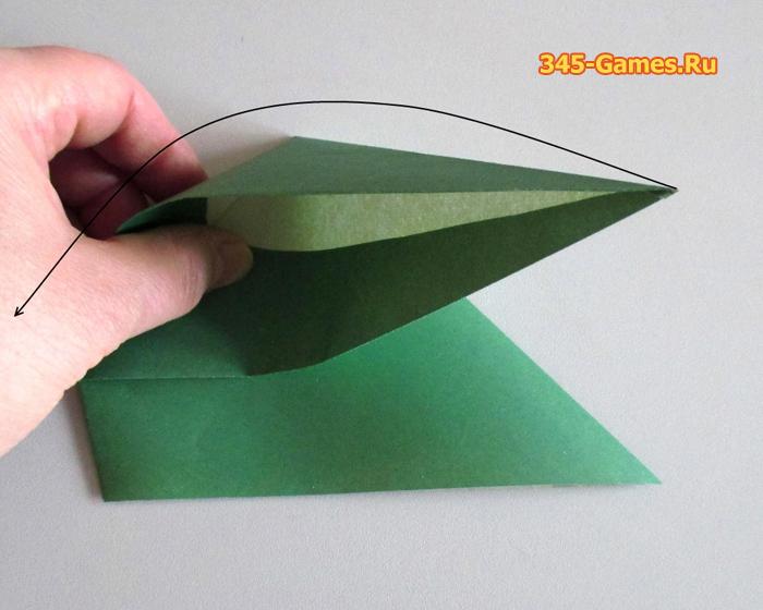 Мастер класс: Как сделать бегемота из бумаги