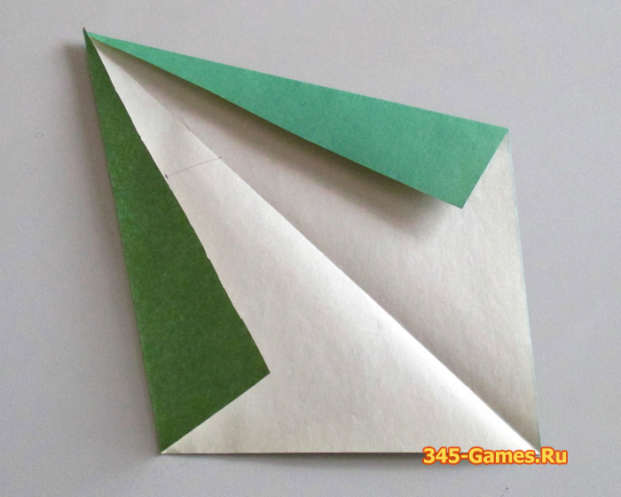 Поделка из бумаги с детьми