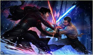 Праздник для мальчиков - Звездные Войны