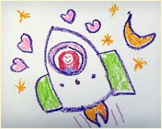 Определение характера ребенка по рисунку