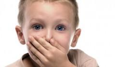Как реагировать на бранные слова малыша
