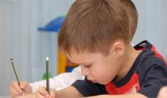 Нужно ли обучать детей письму до школы?