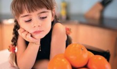 Аллергия на пищу у детей
