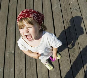 Нервные расстройства у ребенка