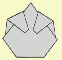 Оригами. Как сделать туловище