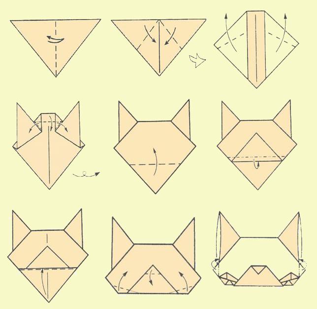 Как сделать мурлыка-котика