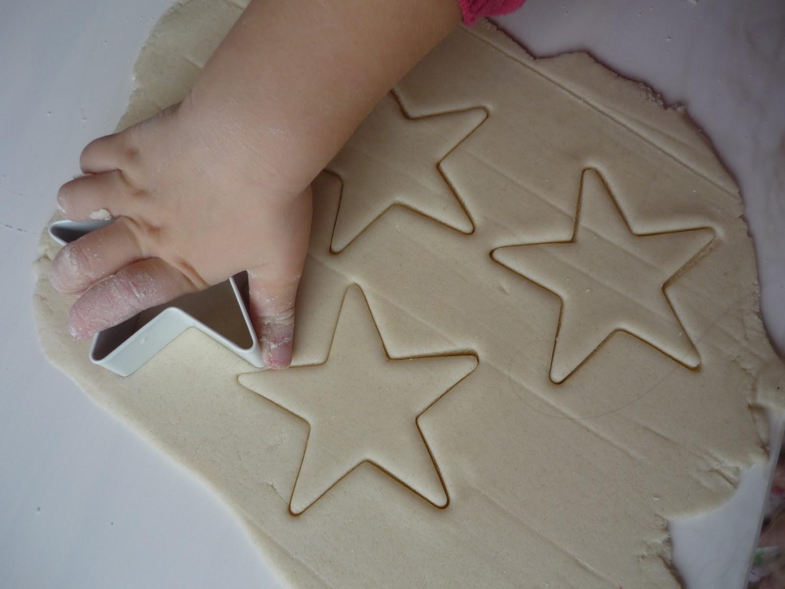 Тесто своими руками для малышей