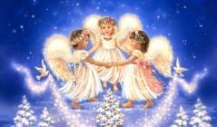 Сказка «Три ангела»