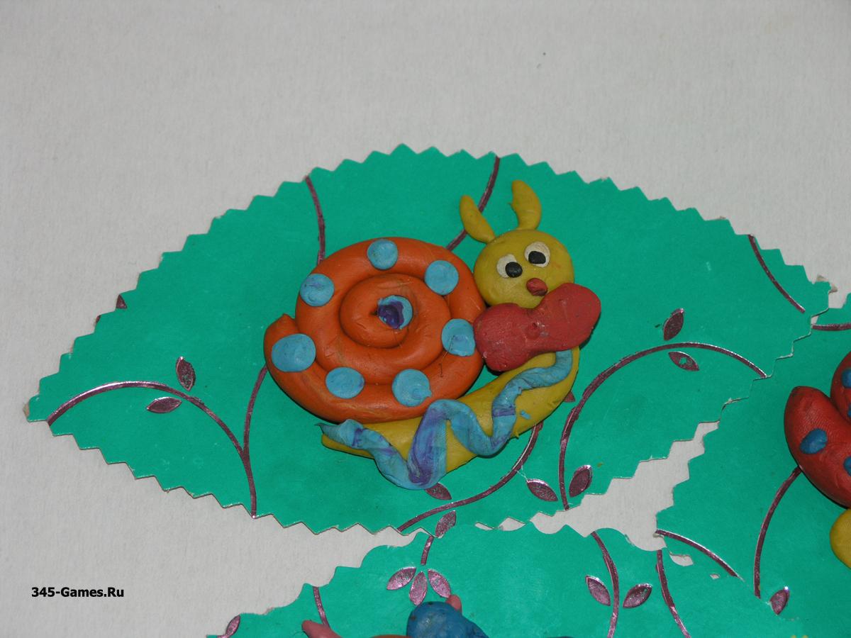 Оригинальные и красивые поделки из пластилина своими руками: интересные 83