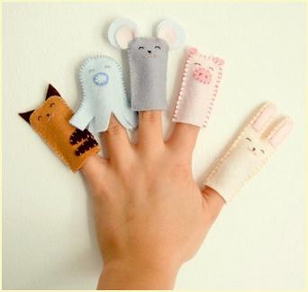 Пальчиковые игры с ребенком