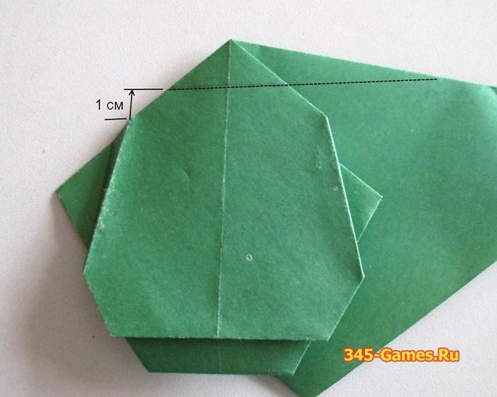 Оригами: Как сделать бегемотика