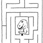 Косточка для динозавра