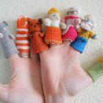 Развиваемся с помощью пальчиковых игр