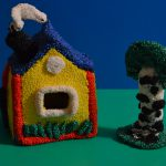 Пластилиновый домик