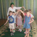 Подвижные, веселые игры для детей