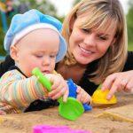 Сказочные истории в детской песочнице