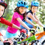 Здоровье ребенка и велосипед